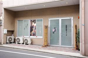 甲冑体験スタジオやまと桜の店舗